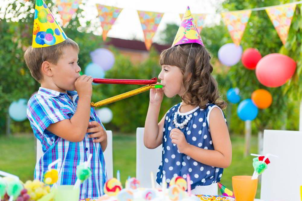 Zabawy urodzinowe dla dzieci