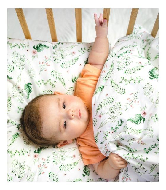 Pościel dla niemowlaka - absolutne must have każdego pokoiku