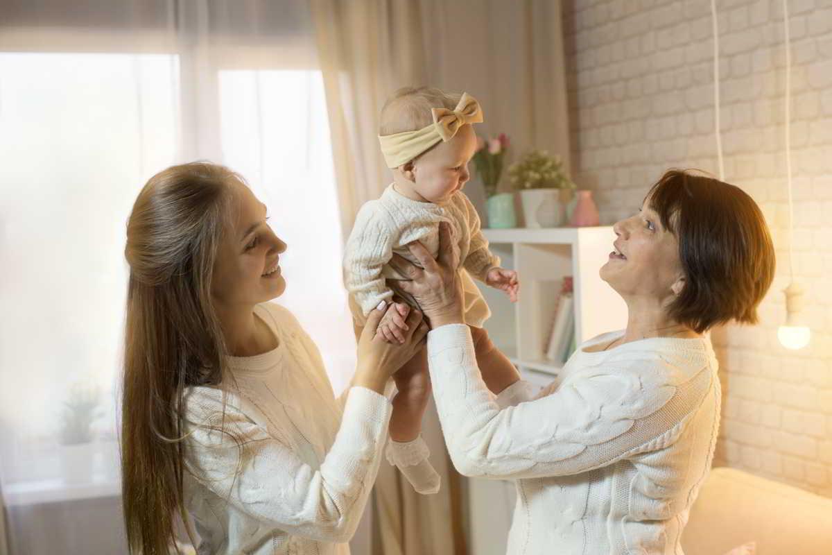 Żłobek babcia czy niania